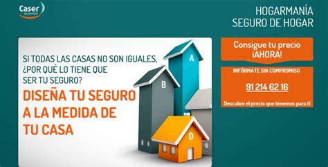caser seguros de hogar dise 241 a tu seguro de hogar con caser hogar on line