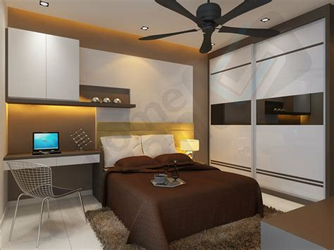 3d bedroom bedroom 3d design master bedroom skudai jb design cai yi