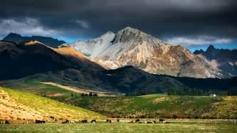 Landscape Photography New Zealand New Zealand Landscape Photography Wallpaper