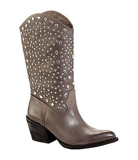 reba boots reba studdetail boots dillards shoe addiction