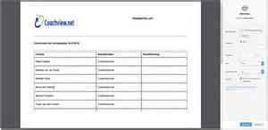 Amazon Door Desk Maak De Presentielijst Coachview Helpdesk