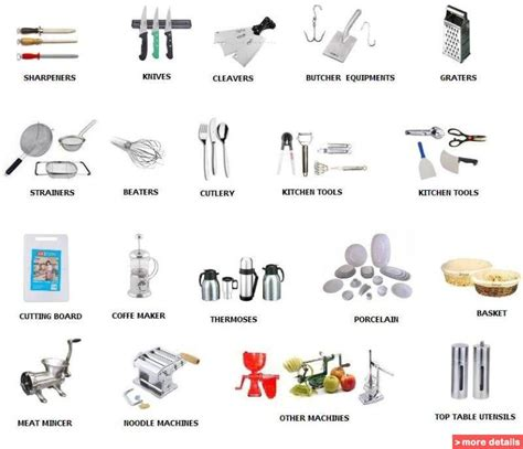 kitchen tools and equipment kitchen utensils equipment names cooking utensils