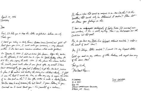 lettere d di personaggi famosi lo squartatore gandhi la corrispondenza dei