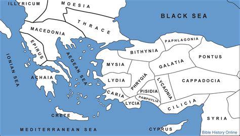 Delightful Grace Based Church #9: Map-Asia-in-Roman-Times.jpg