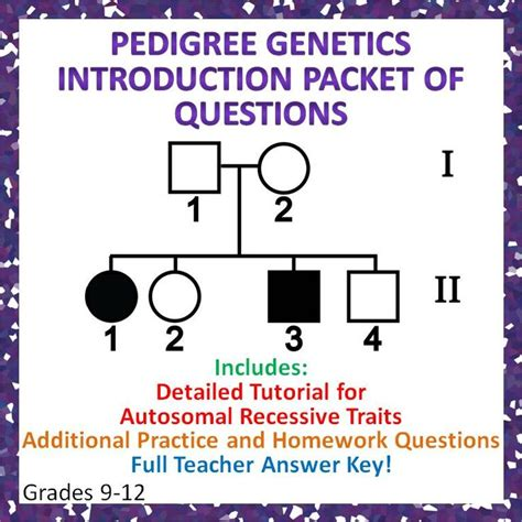 tutorial questions on genetics de 33 b 228 sta genetics bilderna p 229 pinterest