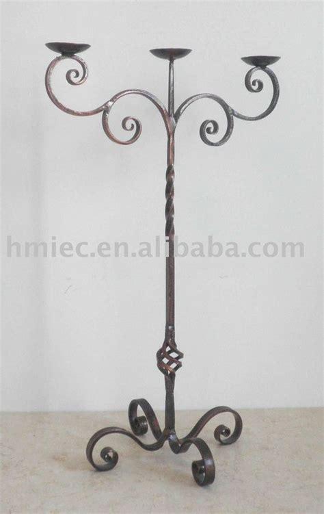 candelabros en hierro forjado candelabro hierro forjado and decoraciones de la