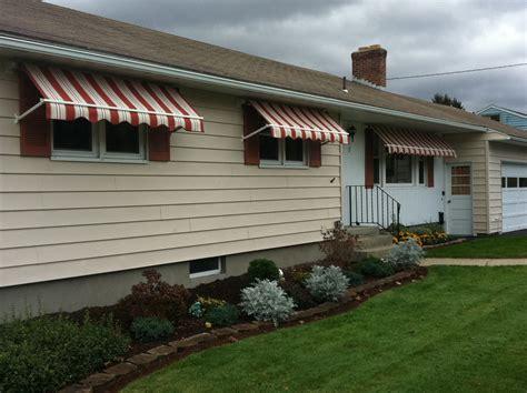 Awnings Massachusetts by Window Awnings Installed In Massachusetts Sondrini