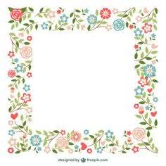 Mariage fronti 232 re florale and clip art on pinterest