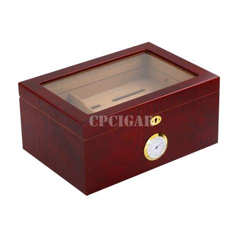 Cigar Crocodile Leather Style Portable Cigar Humidor aliexpress buy american rosewood cigar humidor glass