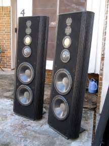 Infinity Kappa Infinity Kappa 9 Speakers