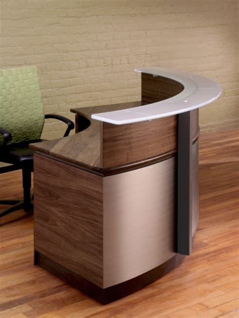 Circular Reception Desk with Circular Reception Desk Modern Reception Desks