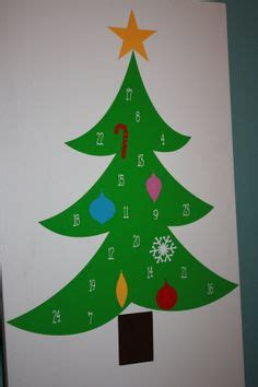 christmas trees made out of consttruction paper tree to make with the roll of construction paper and finger paint cut out