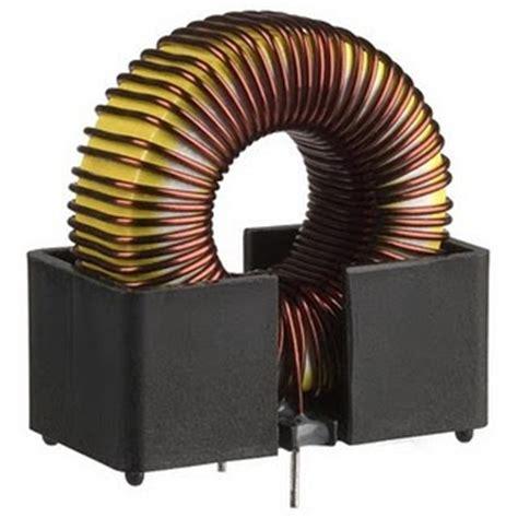 induktor komponen elektronika alat elektronik induktor
