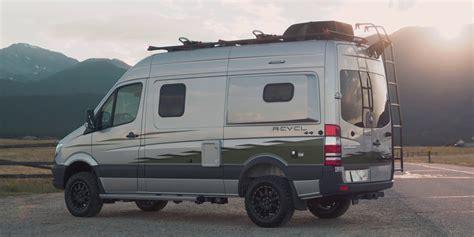 winnebago 4x4 concept for sale winnebago s mercedes revel 4x4 cer is built