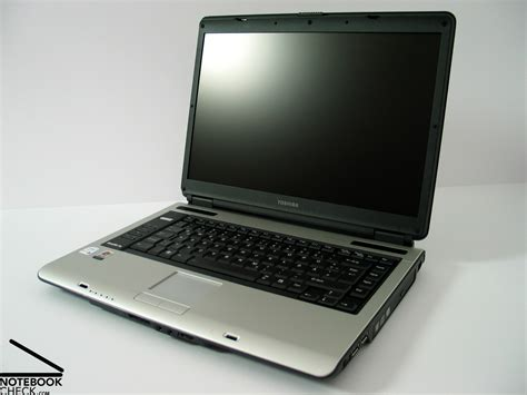 Toshiba 2 To by Review Toshiba Satellite Pro A100 Notebook Notebookcheck Net Reviews