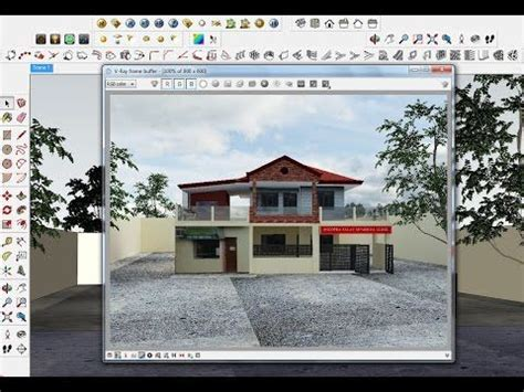 tutorial vray 2 0 sketchup español 83 best images about sketchup t on pinterest water