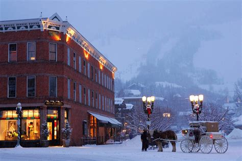 Charming Things To Do On Christmas Vacation #3: Aspen
