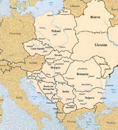 map of eastern us and europe nato to increase presence in east europe to meet