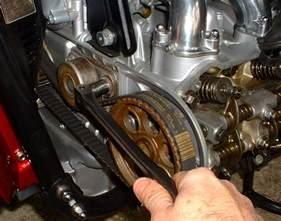 Honda Timing Belt Replacement Recommended Gl1000 Timing Belt Change Interval Randakk S