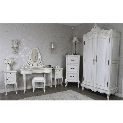 bedroom furniture sets with dressing table bedroom furniture set double wardrobe tallboy chest of