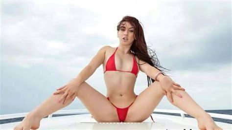 piper perri boat sexy girl yacht bikini photo shoot music by havana youtube