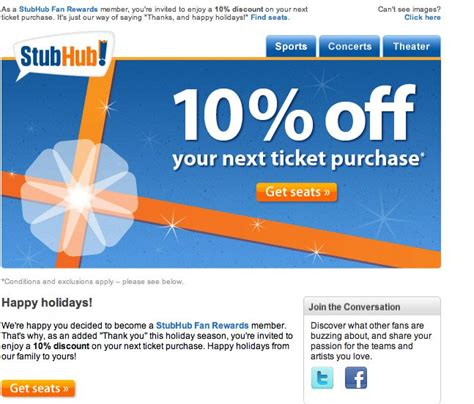 stubhub fan code discount stubhub discount codes and promo codes may 2018 tickpick