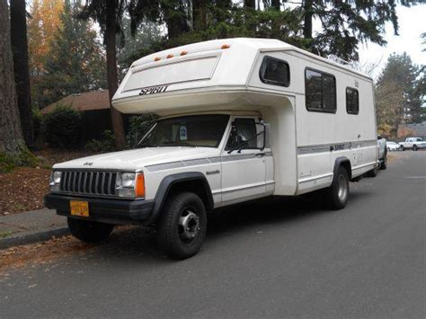 Jeep Rv Conversion Jeepporn On Quot A Jeep Comanche Cer Rv Conversion