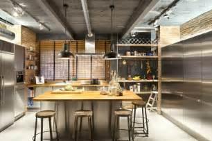 marvelous Cuisine Avec Ilot Centrale #2: Loft-ancienne-surface-commerciale-08-800x532.jpg