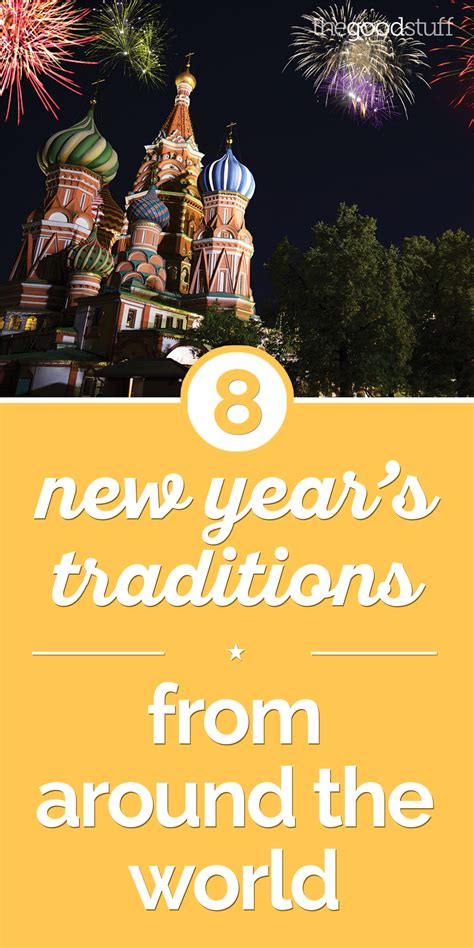 new year traditions 2015 8 new year s traditions from around the world thegoodstuff