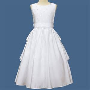 white dresses for kids flower girls costume fashionscute com