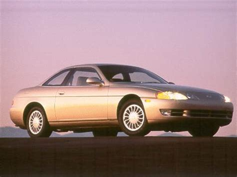 blue book used cars values 1996 lexus sc security system 1993 lexus sc pricing ratings reviews kelley blue book