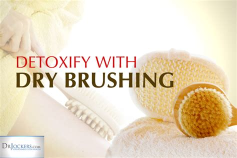 Brushing To Detox by Brushing To Detoxify Your Drjockers