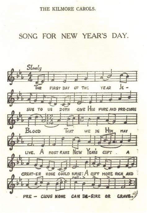 new year song midi this feast of st sylvester so well deserves a song