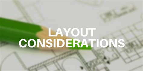 considerations in layout design considerations with your layout superior cabinets