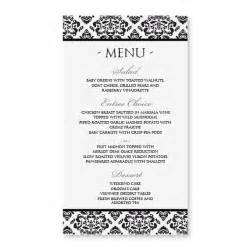 free menu template free menu templates for word template design