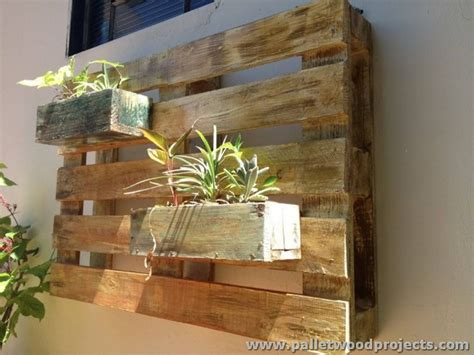 Pallet Wall Planter by Adorable Pallet Wall Planter Ideas Pallet Wood Projects