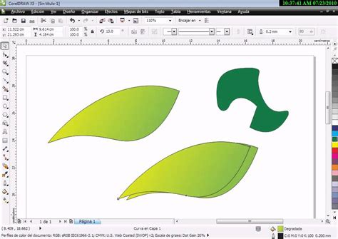 corel draw x5 gratis en español dibujos en corel draw x5 youtube