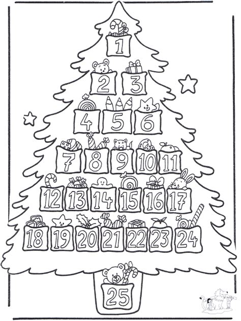 Calendario De Adviento Para Ninos Relichano Manualidades De Adviento
