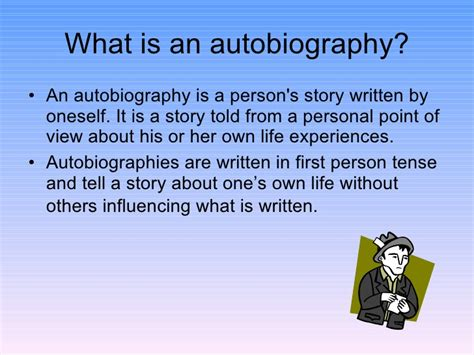 is biography and autobiography biographies vs autobiographies