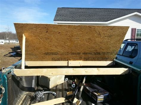 diy truck bed cover 1000 images about diy truck tonneau cover on pinterest