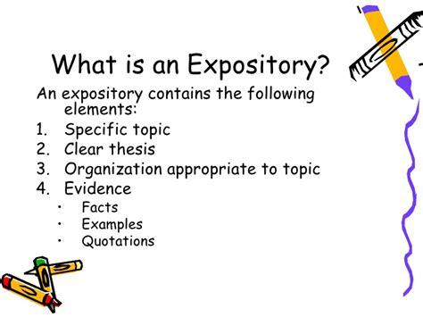 What Is A Essay by Expository Writing