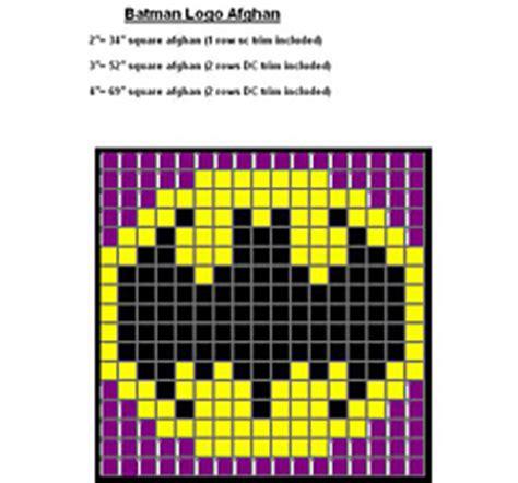 knitting pattern batman logo ravelry batman logo quilt pattern by skullchick