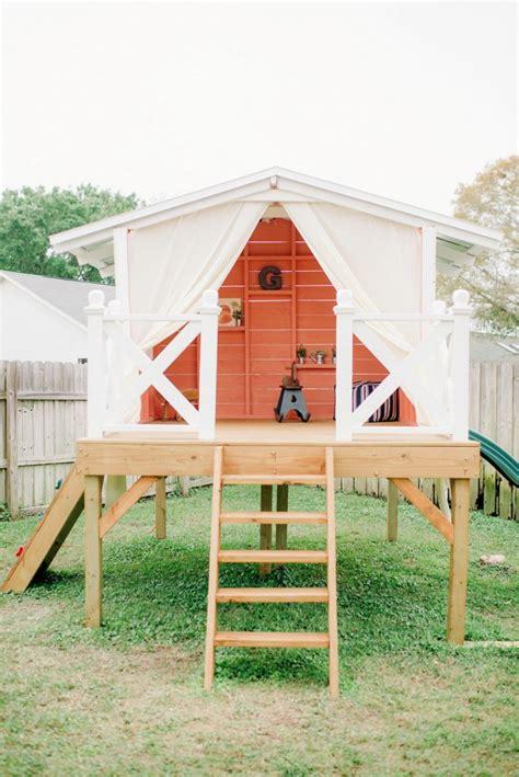 playhouse dwell 15 modern playhouses for cheerful backyards interior designs