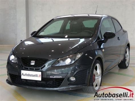 valutazione auto al volante sold seat ibiza 1 4 tsi cupra sc d used cars for sale