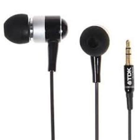 Earphone Sony Walkman tdk earphone 3 5mm headphone sony walkman mp3 ipod iphone samsung eb 800 t9ep59