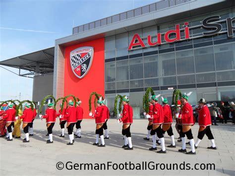 Fc Ingolstadt Audi by Audi Sportpark Fc Ingolstadt 04 German Football Grounds