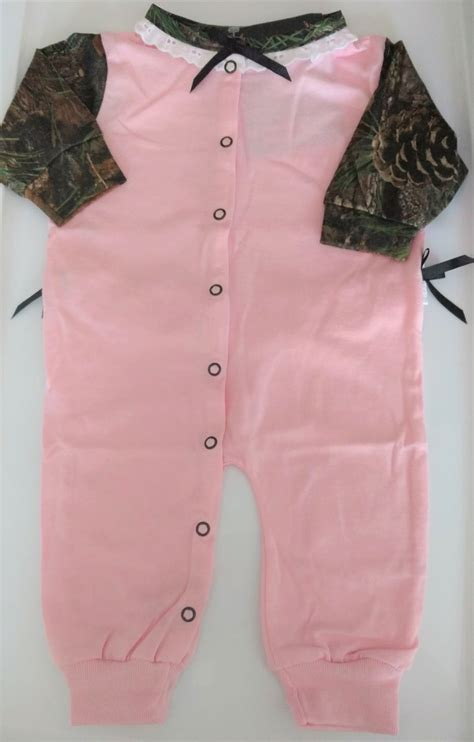 Camo Sleeper by Pink Camouflage Baby Sleeper