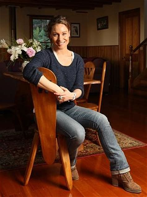 lisa gormley home and away summer bay star lisa gormley excited to be heading home to
