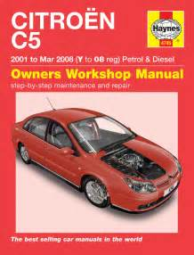 citroen haynes manual
