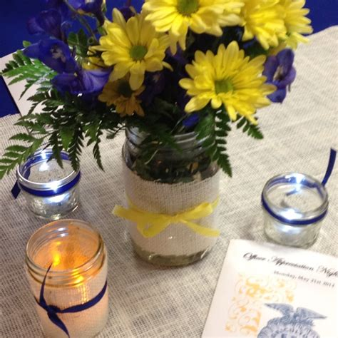 ffa centerpieces for banquet ag ed pinterest